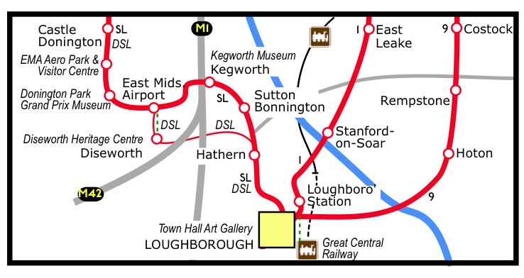 Loughboro EMA iDraw map